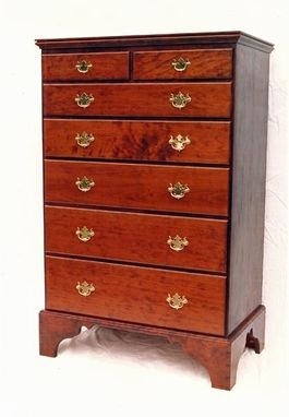 Custom Made Eighteenth Century New Hampshire Style Dresser