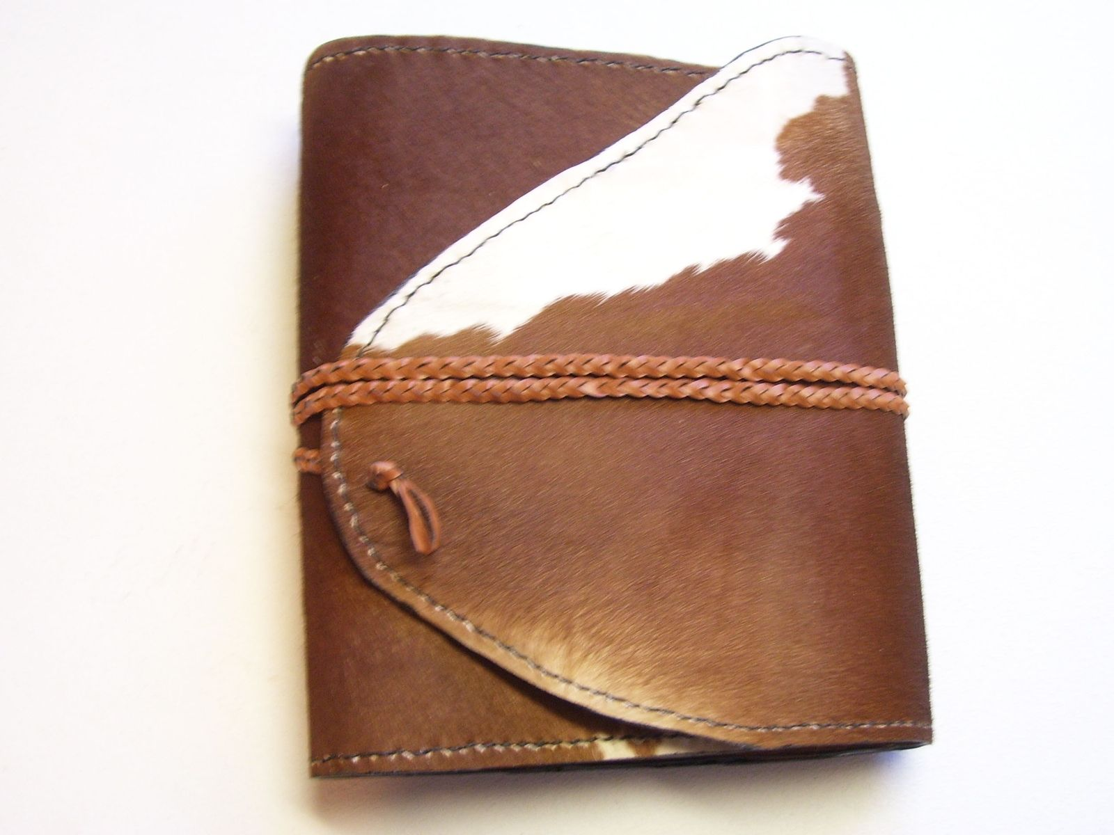Hand Crafted Custom Leather Exotic Planner By Legacy