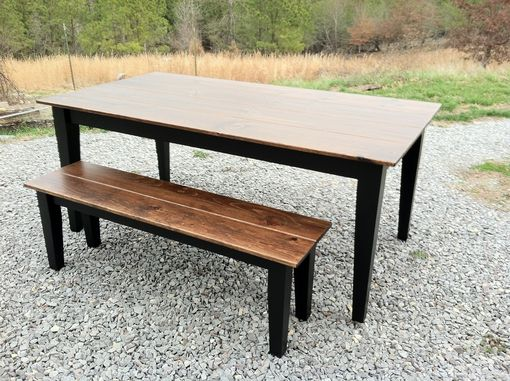 Custom Made Dining Farm Table