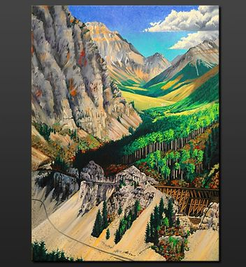 Custom Made Oil Painting | Ophir