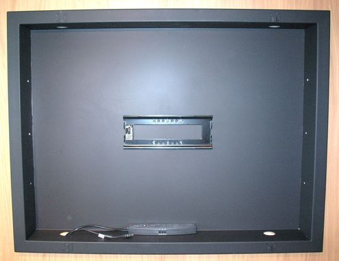 Custom Made Hidden Tv