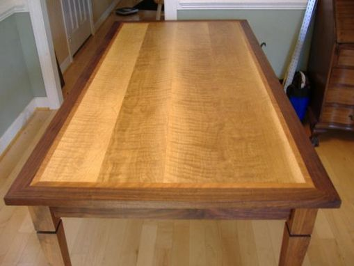 Custom Made Contempoary Table