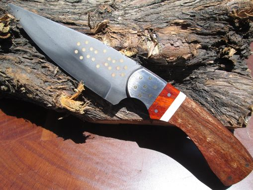 Custom Made Hunting/Camp Knife