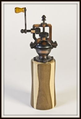 "Custom Made ""Antique Style"" Peppermill"