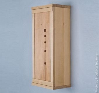 Custom Made Serenity ― Wall Cabinet