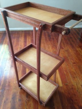 Custom Made Custom Bar Cart