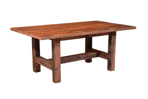 Custom Made Reclaimed Barnwood Grove Table