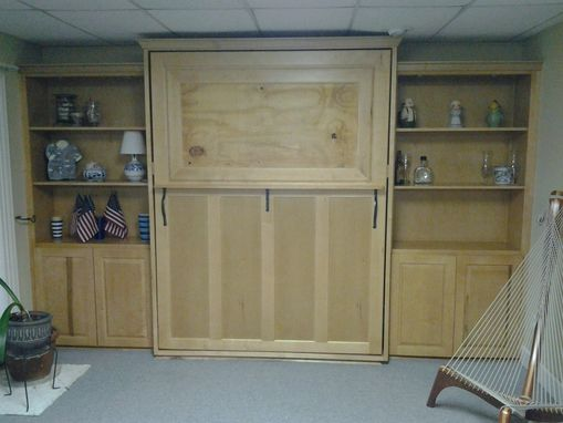 Custom Made Murphy Bed