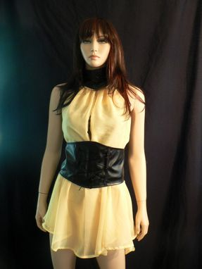 Custom Made Watchman Silk Spectre Costume