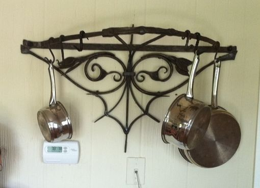 Custom Made Pot Hanger