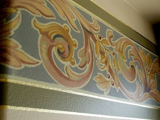 Custom Made Custom Decorative Painting - Gilding