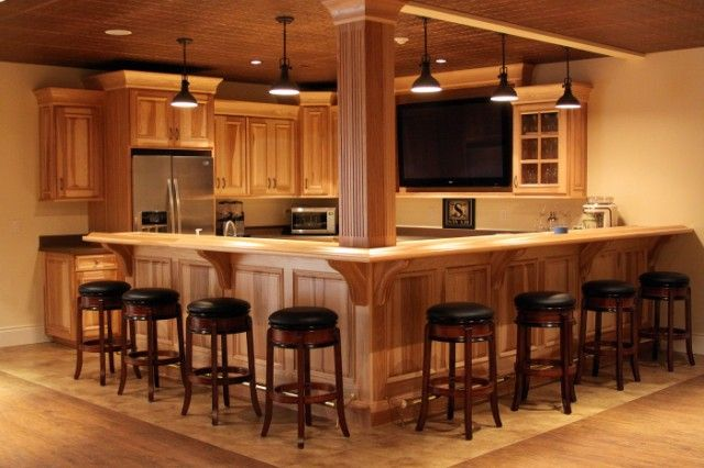 wooden cabinets for kitchen made hickory kitchen by woodworking 29451