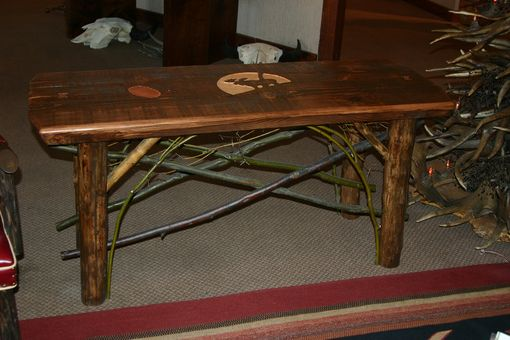 Custom Made Moose Willow Table