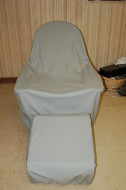 Custom Made Chair And Stool Covers