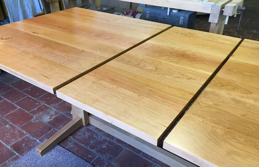 Custom Made Expandable Dining Table