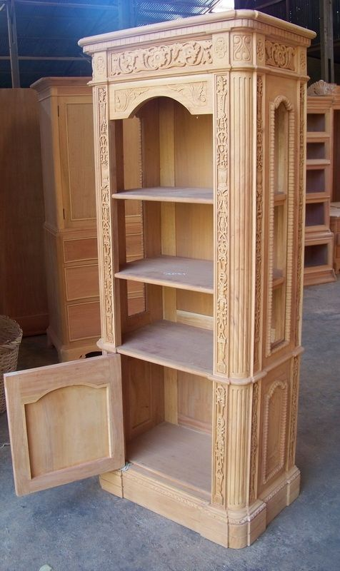Hand Crafted Solid Mahogany Presidential Resolute Office