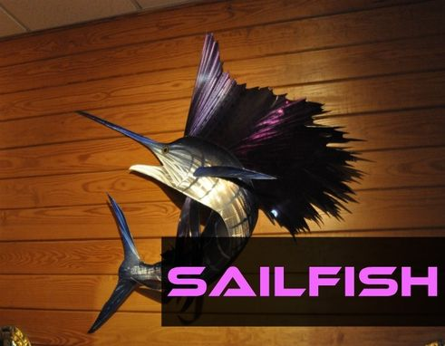 Custom Made Sailfish