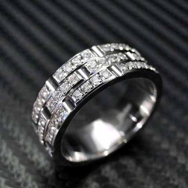 jewellery band ringsmens stepped promise edges tone ring ringpromise mens menmens wedding tungsten edgesblack for men silver black dome rings media banddome engagement bandtungsten