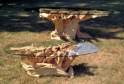 Custom Made Bristlecone Pine Dining Or Conference Table