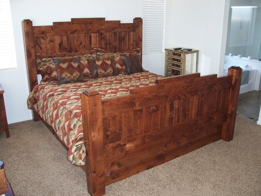 Custom Made Rio Grande Bed