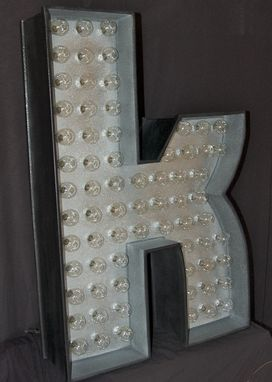 Custom Made Shadow Box / Stage Prop K