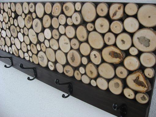 Custom Rustic Wood Coat Rack Towel Rack By Modern Rustic Art Llc Custommade Com