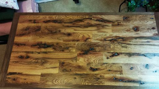 "Custom Made Reclaimed ""Ugly Oak"" Coffee Table"