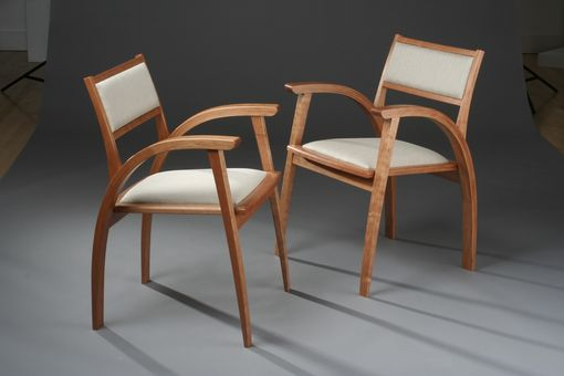 Custom Made Arched Chairs