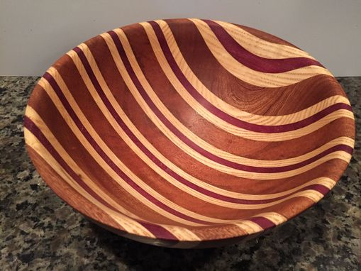Custom Made Wooden Bowl Custom Made