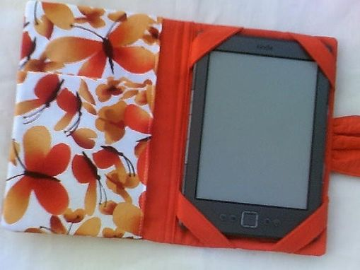 Custom Made E-Reader Covers/Cases