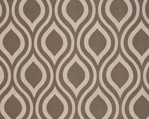 Custom Made 96l X 50w Nicole Kelp Laken Linen Geometric Custom Curtain Panels New Print