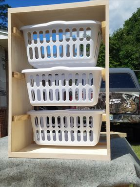 Custom Made Laundry Sorter