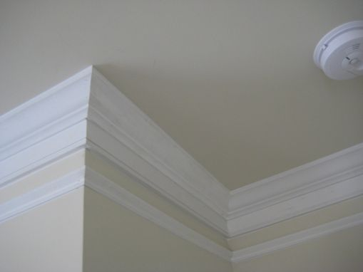 Custom Made Crown Molding
