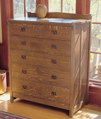 Custom Made Bungalow Chest