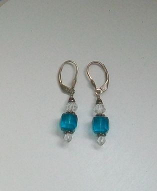 Custom Made Drop Earrings