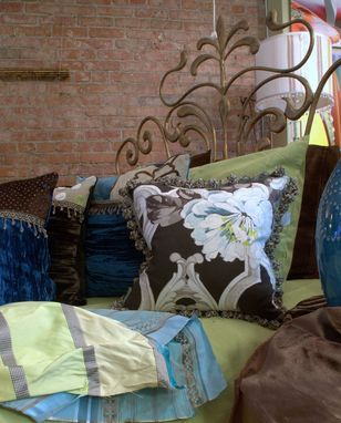 Custom Made Custom Headboards, Custom Made Cushions Bedding