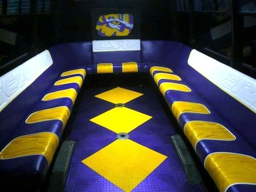 Custom Lsu Tailgating Party Bus By Bayou Boogie Customs