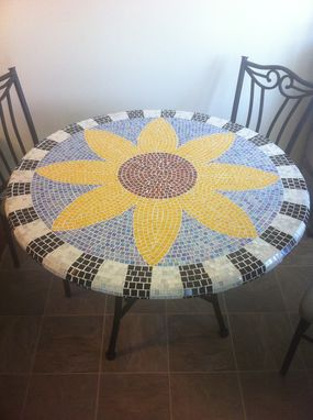 Custom Made Mosaic Table Top