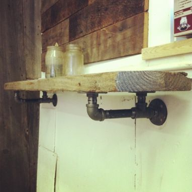 Custom Made Industrial Shelf Bracket