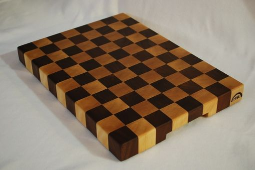 Custom Made Solid End Grain Butcher Block/Cutting Board