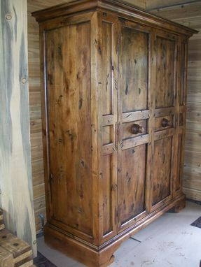 Custom Made Custom Rustic Wardwrobe Closet