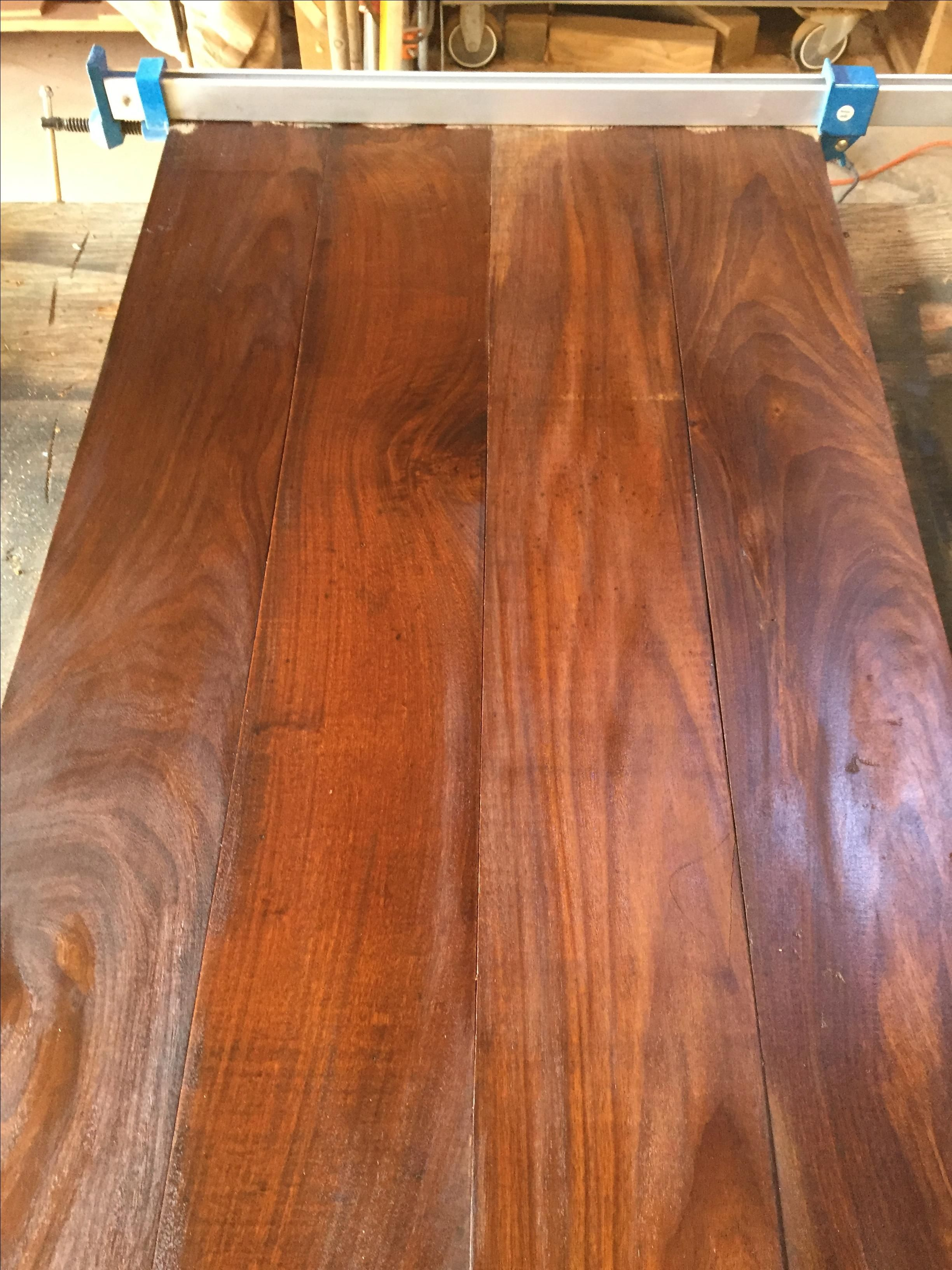 Custom Reclaimed Ipe Wood Tables By On The Flats Promotions Llc