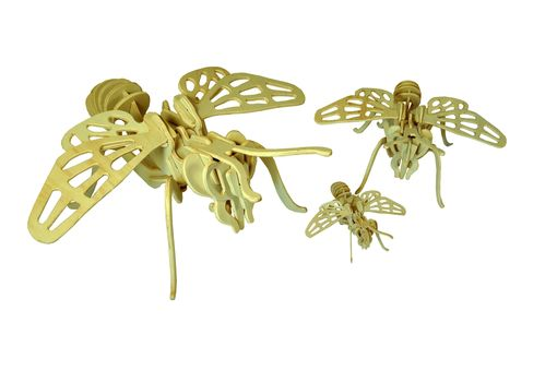 Custom Made Small Honey Bee Puzzle