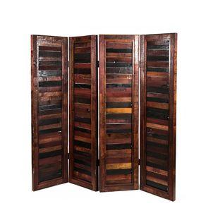 7a6aa424aaa0 Napa - Pracira - Multi Color Wine Barrel Oak Room Divider by Michael Weiss