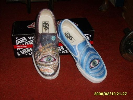 Custom Made My Vans