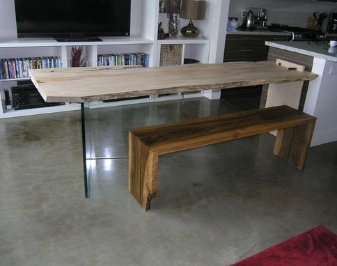 Custom Made Pawlonia Dining Table
