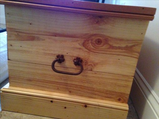 Custom Made Replica Whaling Chest