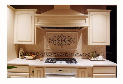 Kitchen Mural Backsplash Mosaics