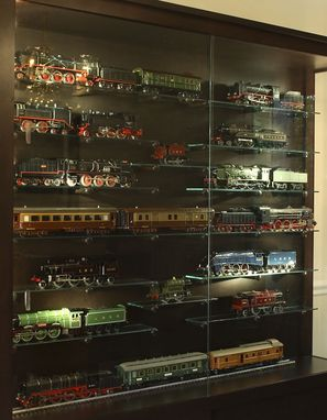 Custom Made Train Cabinet
