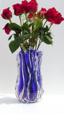 "Custom Made Vase ""Geshem"""